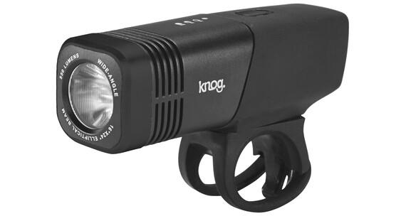 Knog Blinder ARC 640 Cykellygter hvid LED sort